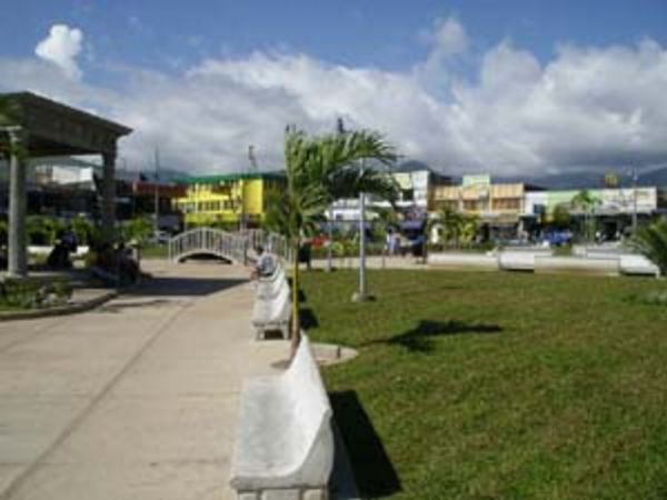San Isidro main square